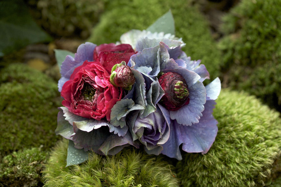 corsage_red_purple